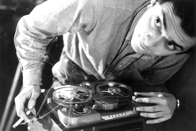 Stanley Kubrick 1955